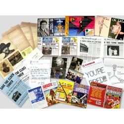 BUNDLE: Zurück in die Zukunft Prop-Sammlung - 25-teilig