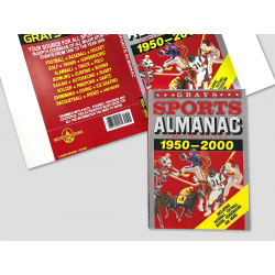 Grays Sports Almanac incl. dust cover