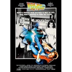 Zurück in die Zukunft Filmposter - Motiv 4