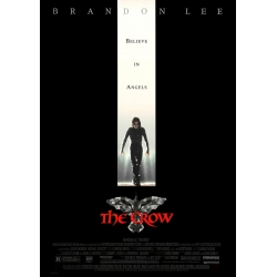The Crow - Die Krähe (Brandon Lee) - Filmposter