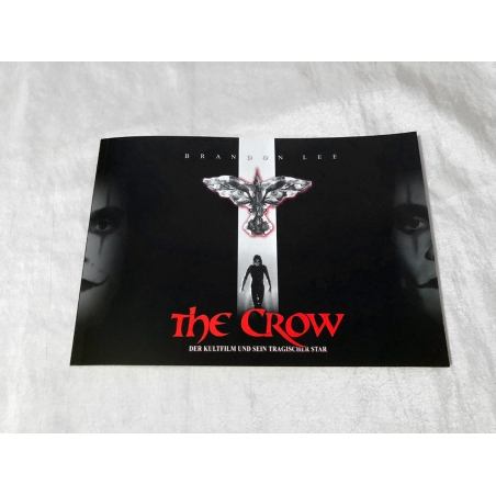 Making of THE CROW: The cult movie and its tragic star