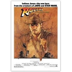 Indiana Jones: Jäger des verlorenen Schatzes - Filmposter