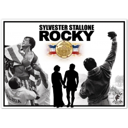 Rocky Balboa Saga - Movie Poster