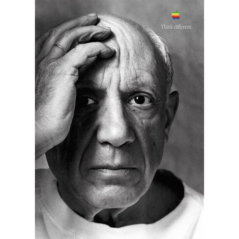 Apple Poster Pablo Picasso