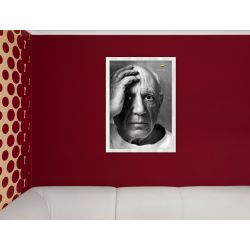 APPLE Think Different Poster - Pablo Picasso