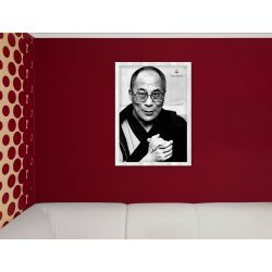 APPLE Think Different Poster - Dalai Lama