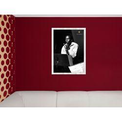 APPLE Think Different Poster - Miles Davis