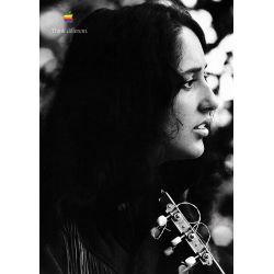 Apple Poster Joan Baez