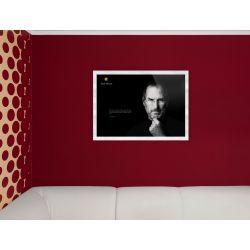 APPLE Think Different Poster - Steve Jobs (landscape)