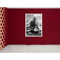 APPLE Think Different Poster - Mahatma Gandhi
