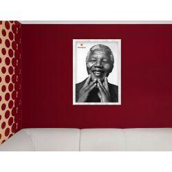 APPLE Think Different Poster - Nelson Mandela