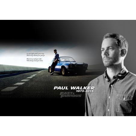 Im Gedenken an Paul Walker - Filmposter