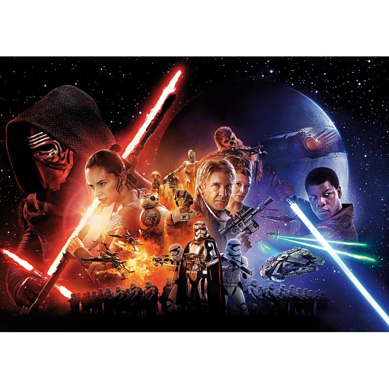 Star Wars Episode VII Movie Poster