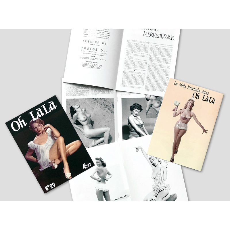 """Oh Làlà"" magazine with 8 pages"
