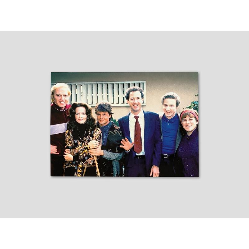 Foto McFly-Familie mit Biff