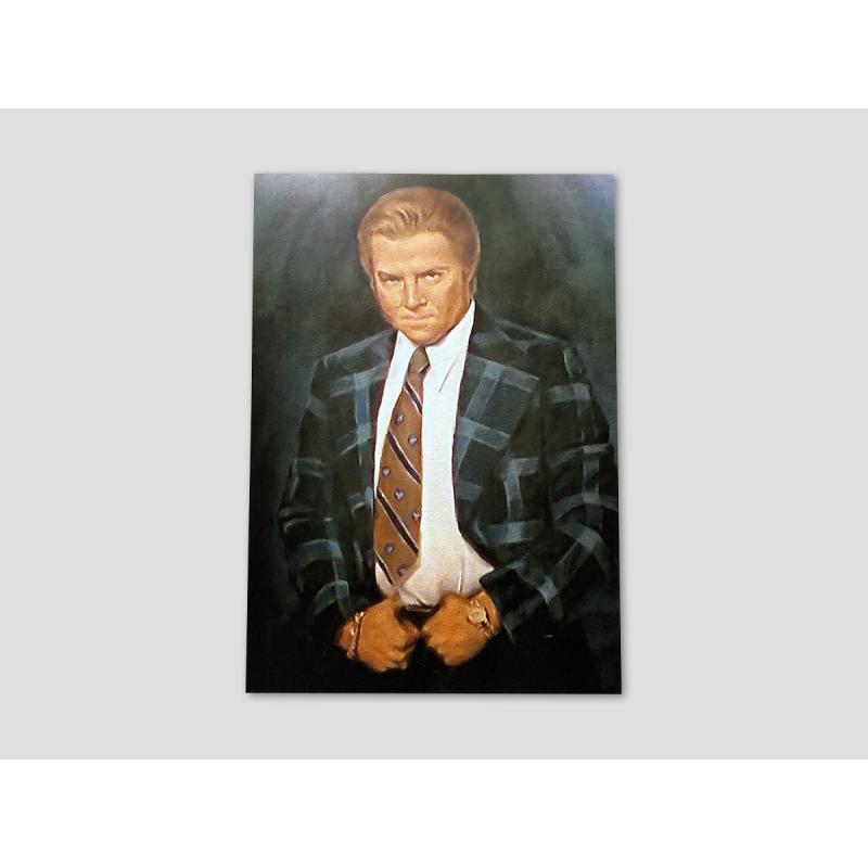 Portrait photo Biff Tannen