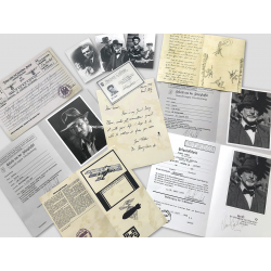 BUNDLE: Indiana Jones Prop-Collection - 11 pieces