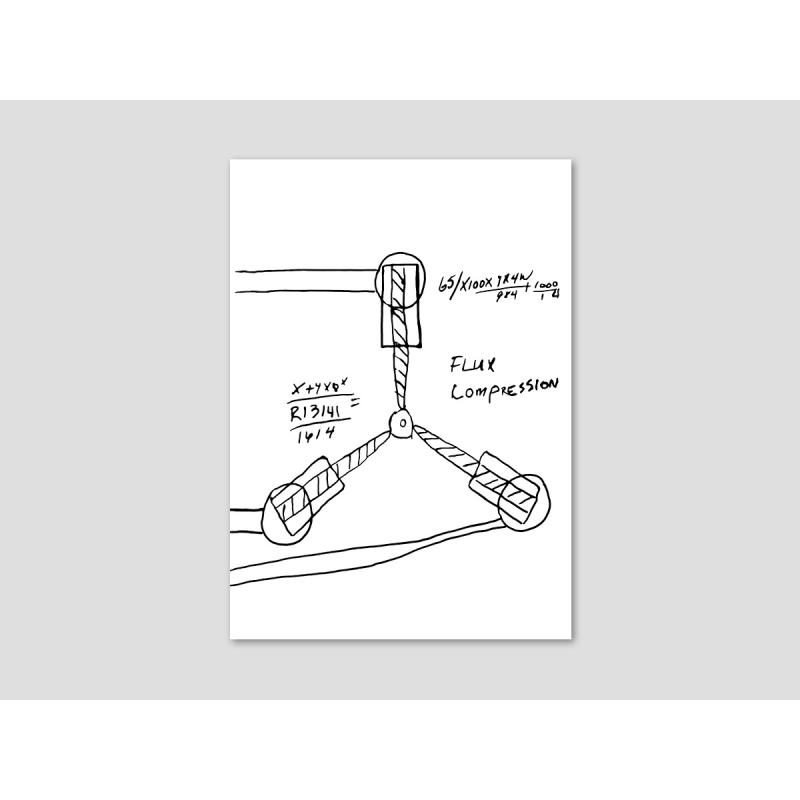 Fluxkompensator Zeichnung
