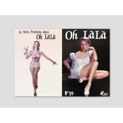 """Magazin-Cover """"Oh Lálá"""""""