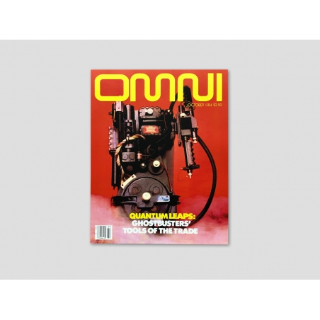 Cover OMNI MAGAZINE