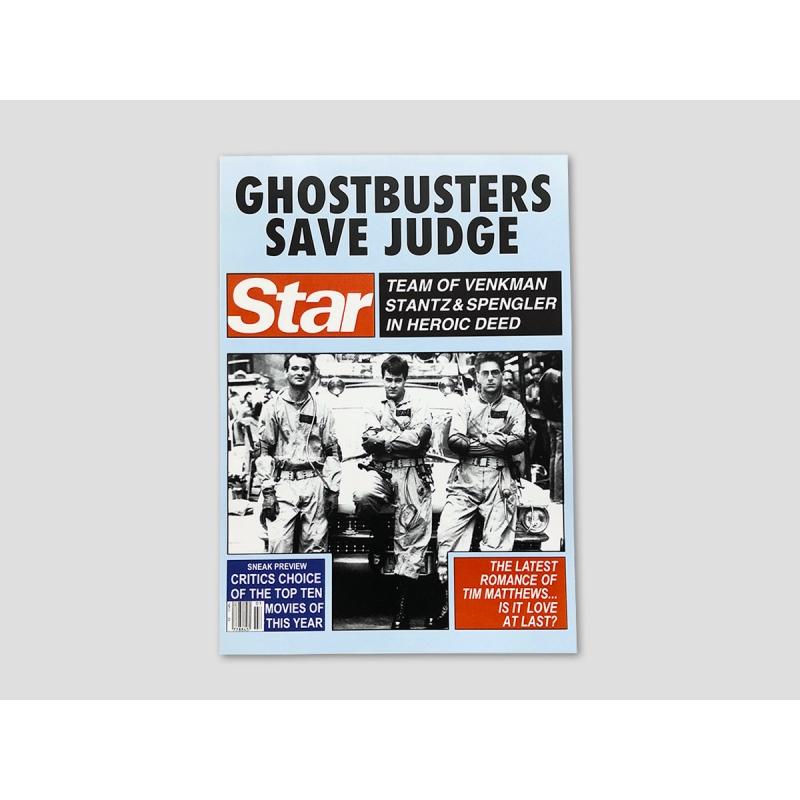 Title page STAR MAGAZINE