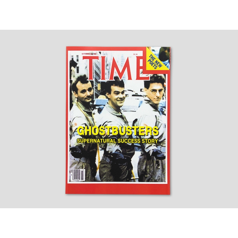 Title page TIME MAGAZINE