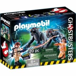 Playmobil 9223 - Venkman und Terror Dogs