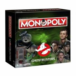 Winning Moves Monopoly Ghotsbusters Edition - Bringen Sie die berühmt-berüchtigten Ghostbusters-Orte in Ihren Besitz  Deutsch