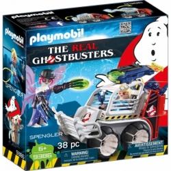 Playmobil 9386 - Spengler mit Käfigfahrzeug Spiel