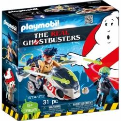 Playmobil 9388 - Stantz mit Flybike Spiel