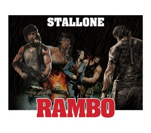 Rambo - A cinema legend